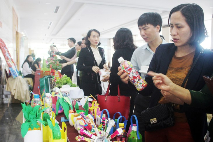 Plastic action network project launched in Vietnam - ảnh 1