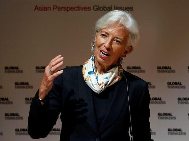 IMF: US-China trade tensions threaten global economy - ảnh 1