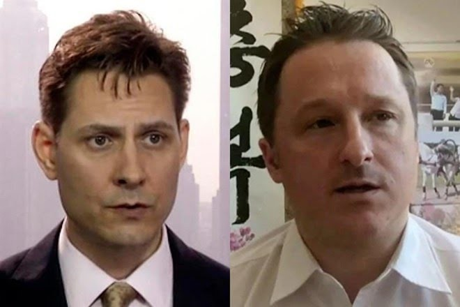 Canada asks China to release Canadian citizens - ảnh 1