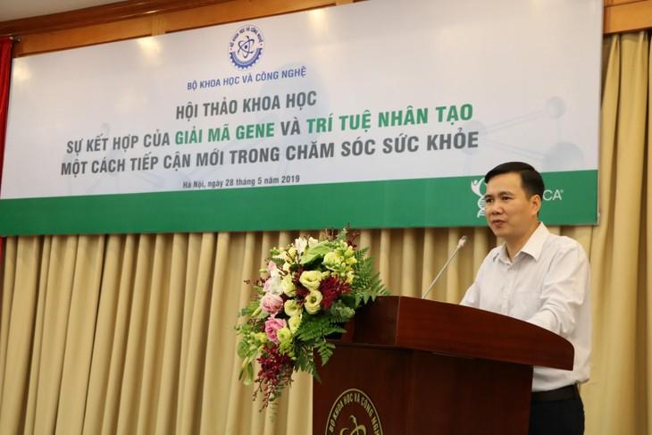 Vietnam promotes AI in gene decoding - ảnh 1