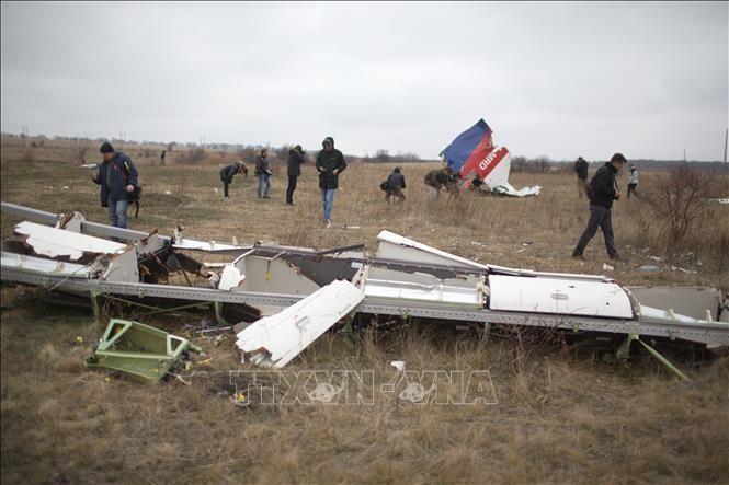 President Putin says 'no proof' the Russians shot down MH17  - ảnh 1