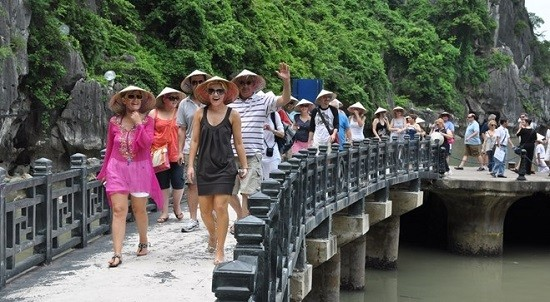 Vietnam welcomes 8.5 million foreign visitors so far in 2019 - ảnh 1