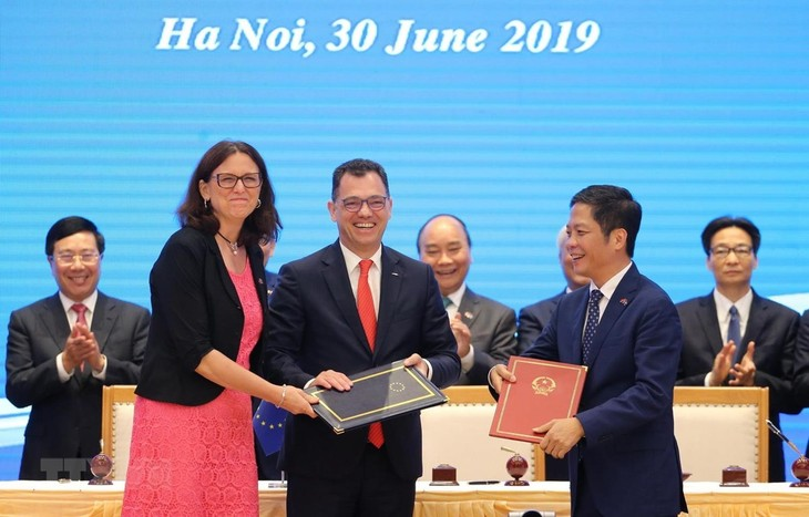 Japanese firms: EVFTA opens up investment opportunities in Vietnam - ảnh 1
