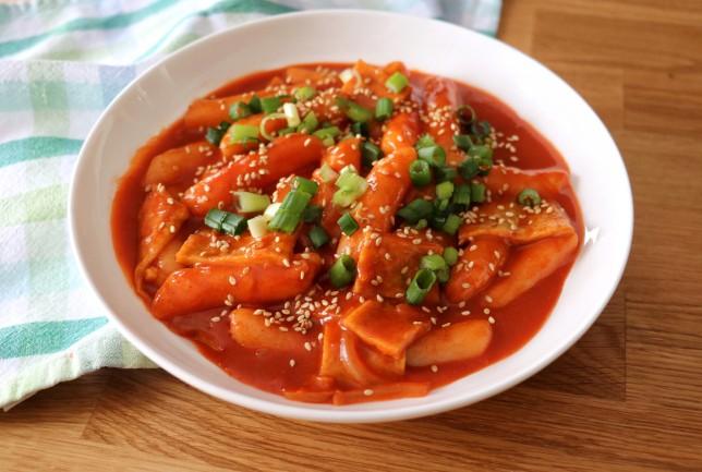 Tteokbokki – Korean Spicy Rice Cake - ảnh 3