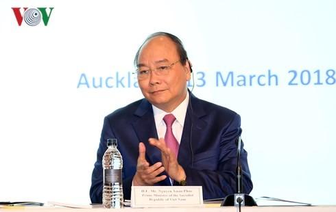 PM Nguyen Xuan Phuc menghadiri Forum badan usaha Vietnam – Selandia Baru - ảnh 2