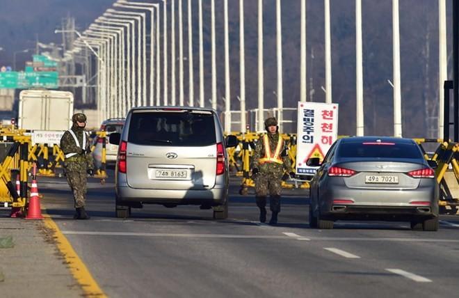 Republik Korea belum mengizinkan badan-badan usaha datang  ke Kaesong-zona industri  antar – Korea - ảnh 1