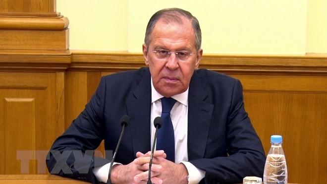 Menlu S.Lavrov menilai positif hubungan Rusia – Vietnam - ảnh 1