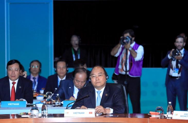 PM Nguyen Xuan Phuc mengakhiri dengan baik kunjungan resmi di Selandia Baru, Australia dan kehadian-nya di KTT Istimewa ASEAN – Australia - ảnh 1