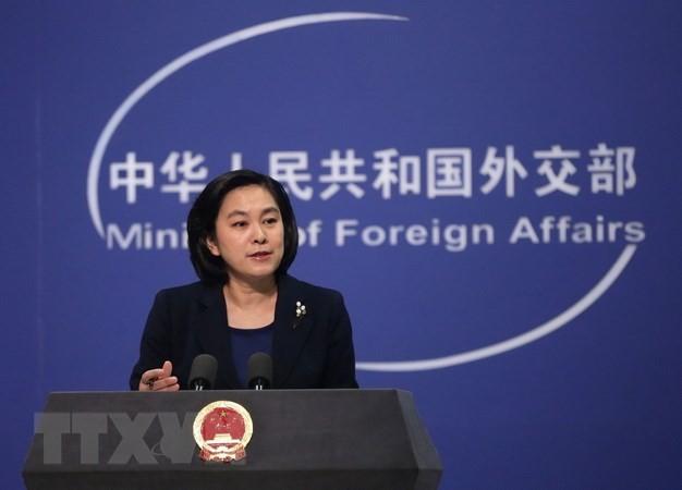 Tiongkok berkomitmen bersama dengan ASEAN terus memperkuat kerjasama di tiga bidang  pilar - ảnh 1