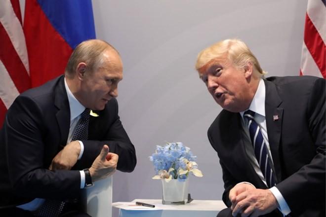 Gedung Putih sedang menyiapkan pertemuan puncak AS-Rusia - ảnh 1