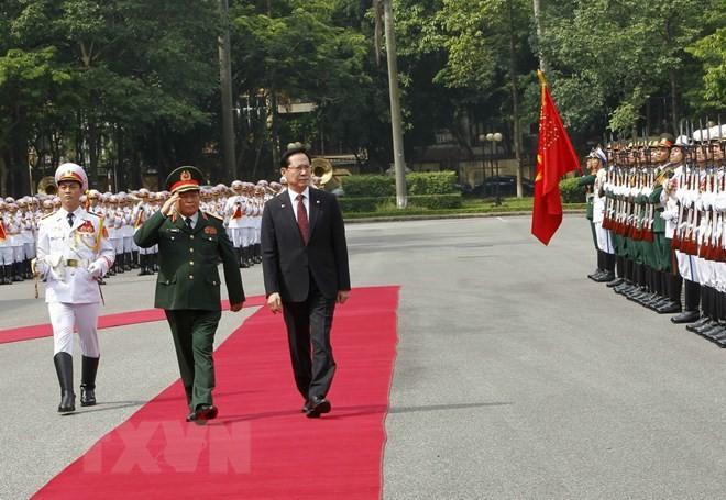 Republik Korea menghargai posisi dan peranan sentralitas Vietnam dalam ASEAN - ảnh 1