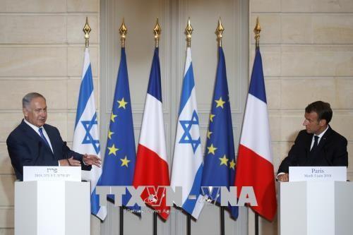 Masalah nukir Iran: Perancis menegaskan kembali komitmen mempertahankan perjanjian JCPOA dan memperingatkan bahaya bentrokan - ảnh 1