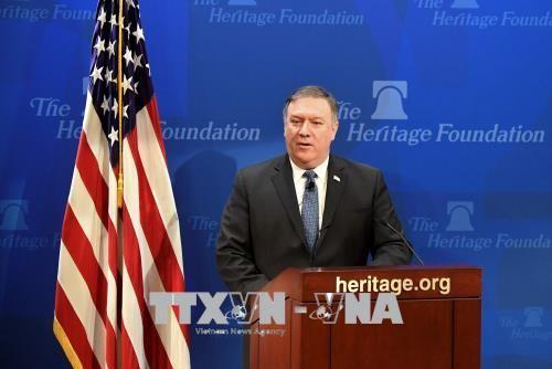 Menlu AS: RDRK telah siap melakukan perlucutan senjata nuklir - ảnh 1