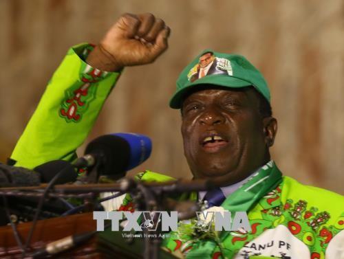 Negara-negara mengutuk serangan di Zimbabwe - ảnh 1