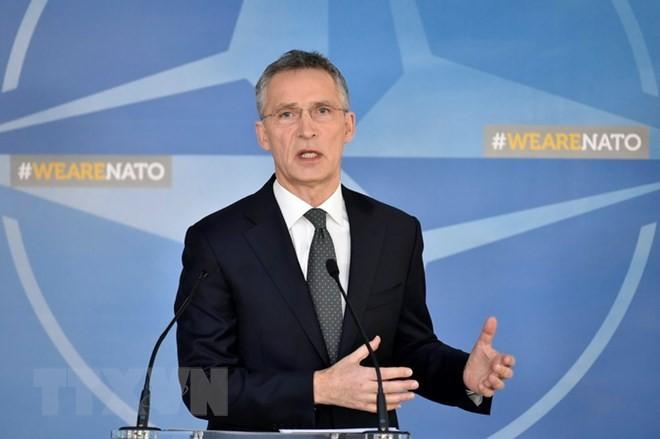 Banyak negara NATO menyatakan akan melaksanakan komitmen tentang anggaran belanja pertahanan - ảnh 1