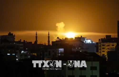 Kelompok-Kepompok di Palestina mengumumkan mencapai permufakatan genjata senjata dengan Israel - ảnh 1