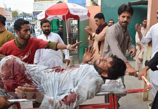 PBB mengutuk keras serangan teroris di Pakistan - ảnh 1