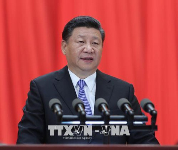 Presiden Tiongkok mengunjungi UAE - ảnh 1