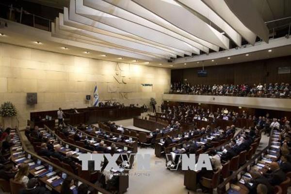 EU menunjukkan rasa khawatir tentang Undang-Undang Negara Bangsa Yahudi dari Israel - ảnh 1