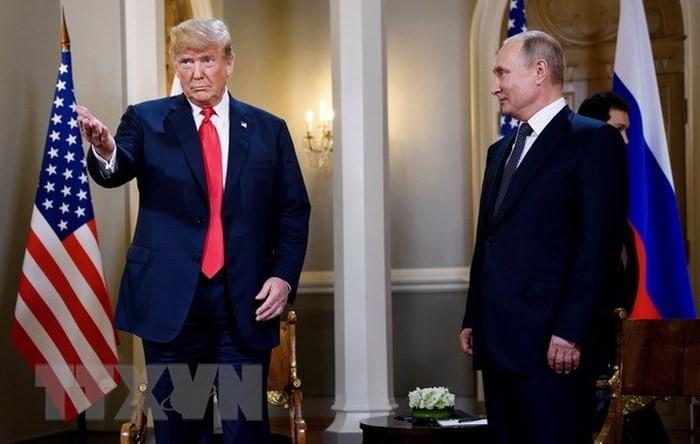 Gedung Putih menegaskan belum ada informasi yang kongkrit tentang pertemuan puncak ke-2 AS-Rusia - ảnh 1