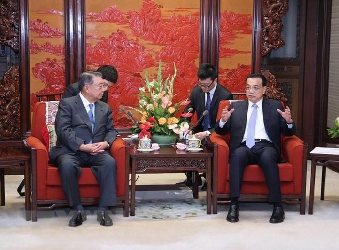 Tiongkok berseru supaya mengembangkan hubungan stabil dan sehat dengan Jepang  - ảnh 1