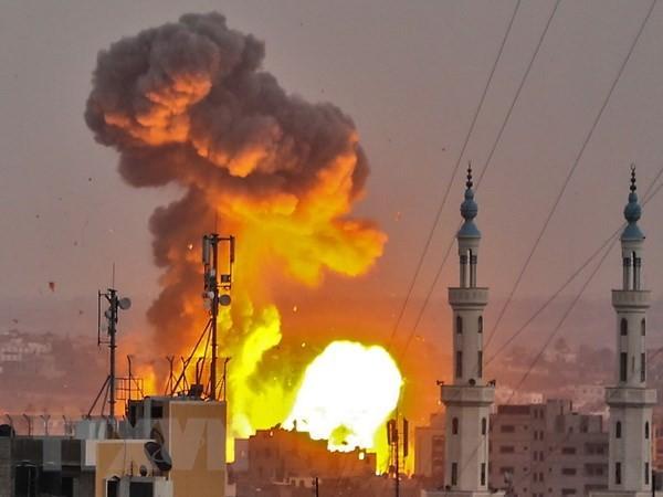 Negara-negara Arab menegaskan pendirian-nya terhadap rencana AS mengenai perdamaian Timur Tengah - ảnh 1
