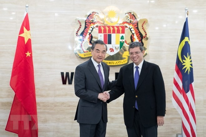 Tiongkok dan Malaysia berkomitmen memperhebat kerjasama persahabatan - ảnh 1