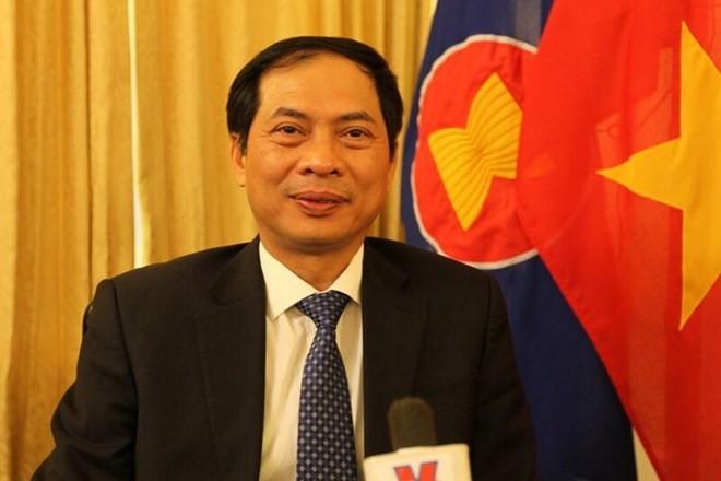 Pertemuan yang ke-4 Panitia Penyelenggara Konferensi Forum Ekonomi Dunia tentang ASEAN (WEF ASEAN) - ảnh 1