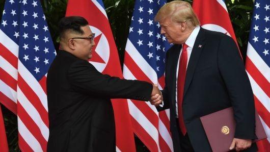 Pyong Yang mendesak Washington menyepakati pernyataan mengakhiri Perang Korea - ảnh 1