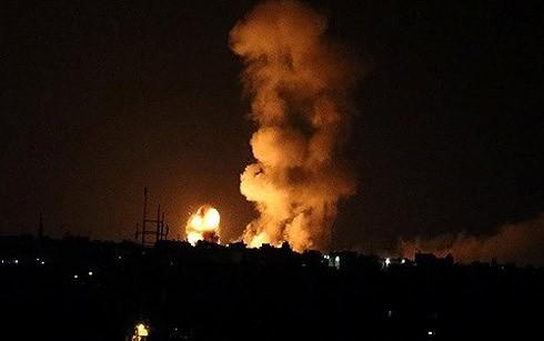 PM Israel menuntut melakukan gencatan senjata menyeluruh di Jalur Gaza - ảnh 1