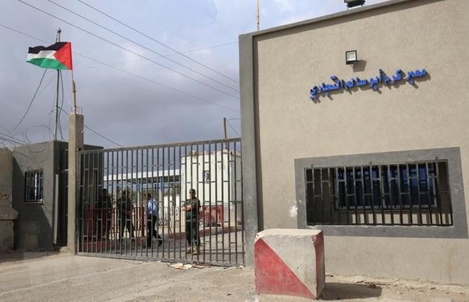 Israel bisa membuka kembali koridor perbatasan Kerm Shalom - ảnh 1