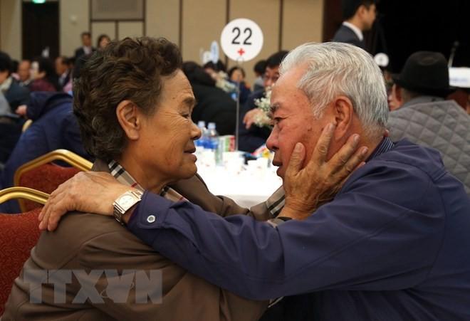Kelompok persiapan Republik Korea datang ke RDRK untuk mempersiapkan peristiwa reuni keluarga yang terpisah - ảnh 1