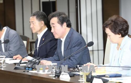 Pejabat senior dua bagian negeri Korea melakukan pertemuan di Indonesia - ảnh 1