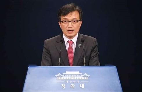 Republik Korea mempelajari kembali rencana pembukaan kantor penghubungan antar-Korea - ảnh 1