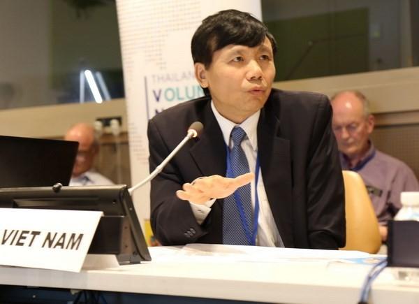 Vietnam menegaskan peranan papan atas PBB dalam mencegah bentrokan dan memecahkan sengketa - ảnh 1