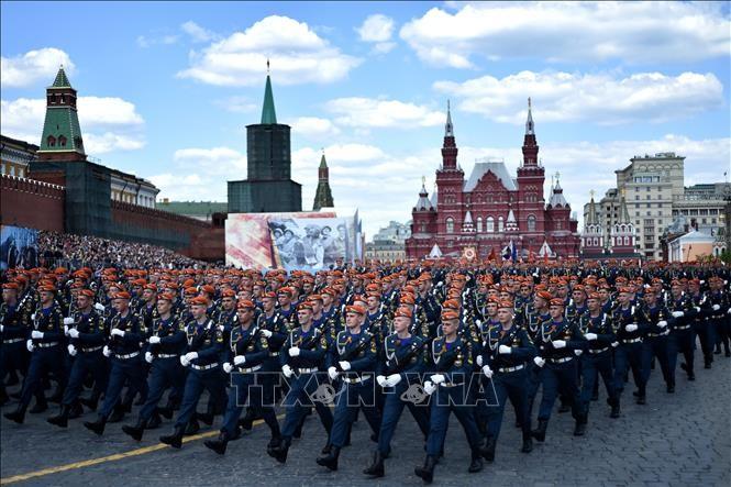 Rusia mengumumkan secara rinci tentang latihan perang yang terbesar dalam sejarah - ảnh 1