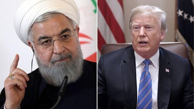 Presiden AS membuka kemungkinan melakukan pertemuan dengan timpalan-nya dari Iran - ảnh 1