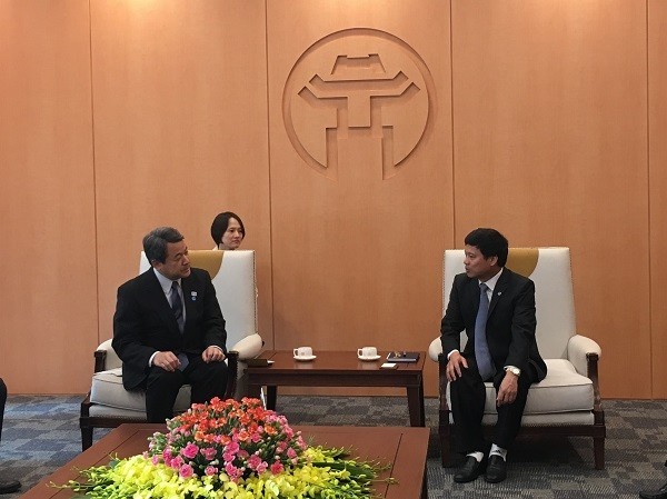 Kota Hanoi memperhebat kerjasama dengan Dewan Promosi Pariwisata Asia - ảnh 1