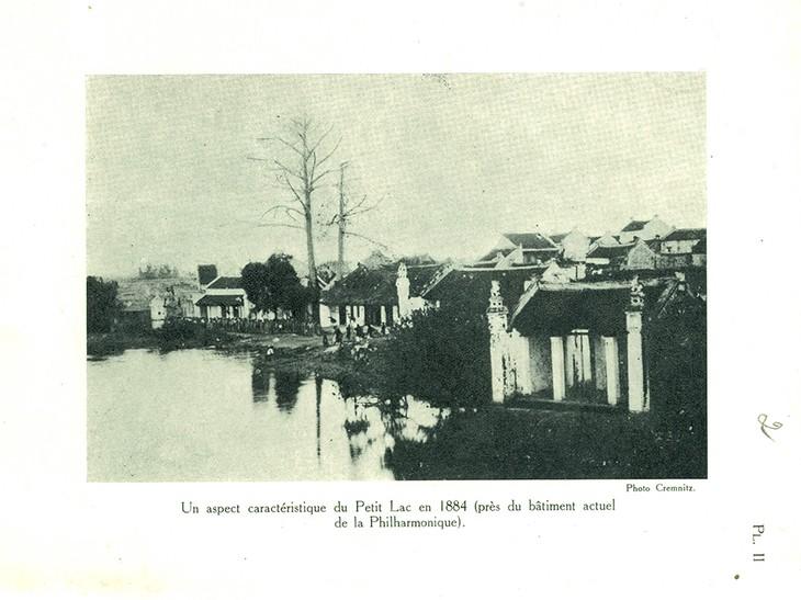 """Triển lãm tài liệu lưu trữ quốc gia """"Hoài niệm Hà Nội phố"""" - ảnh 6"""