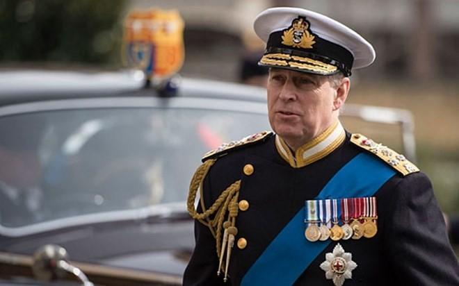 Sekjen Nguyen Phu Trong menerima Pangeran Kerajaan Inggris, Andrew - ảnh 1