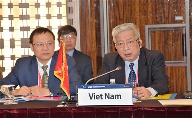 "ASEAN menyambut baik ""Kebijakan ke arah Selatan Baru"" dari Republik Korea - ảnh 1"