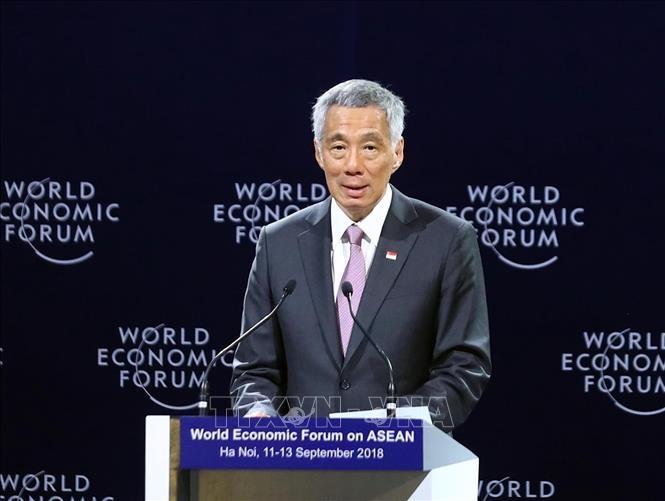WEF ASEAN 2018: ASEAN mendukung pertahanan kebebasan dagang - ảnh 1