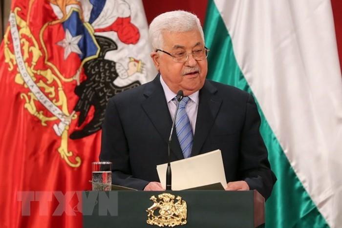 Palestina menegaskan akan mempertahankan target membangun perdamaian dengan Israel - ảnh 1