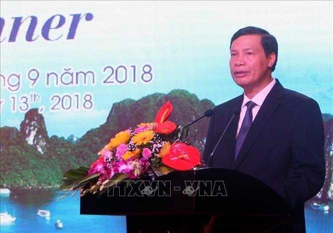 WEF ASEAN 2018: Provinsi Quang Ninh akan menggelarkan komitmen-komitmen untuk menjadi satu kutub pertumbuhan dari Vietnam untuk menyerap investasi - ảnh 1