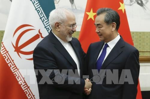 Tiongkok dan Iran berkomitmen mempertahankan permufakatan nuklir - ảnh 1