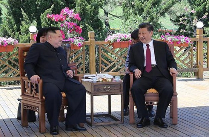 RDRK menegaskan perdirinnya untuk mendorong hubungan tradisional dengan Tiongkok - ảnh 1