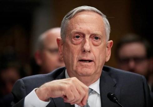 Menteri Pertahanan AS membatalkan kunjungan ke Tiongkok - ảnh 1