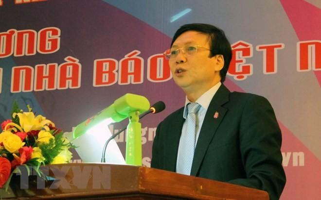 Persatuan Wartawan Vietnam memperkuat kerjasama dengan Kelab Wartawan Kamboja - ảnh 1
