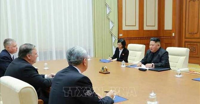 RDRK dan AS sepakat mengadakan perundingan tingkat staf ahli sebelum pertemuan puncak - ảnh 1
