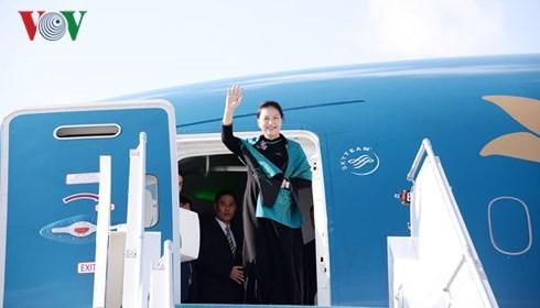 Ketua MN Vietnam, Nguyen Thi Kim Ngan melakukan kunjungan resmi di Republik Turki - ảnh 1